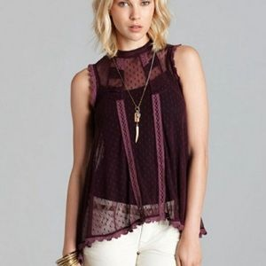 🎀 • Free People • Fiona's Victorian Top